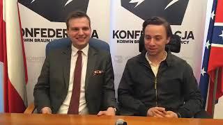 Jakub Kulesza i Krzysztof Bosak - Konfederacja jedzie dalej! ????????