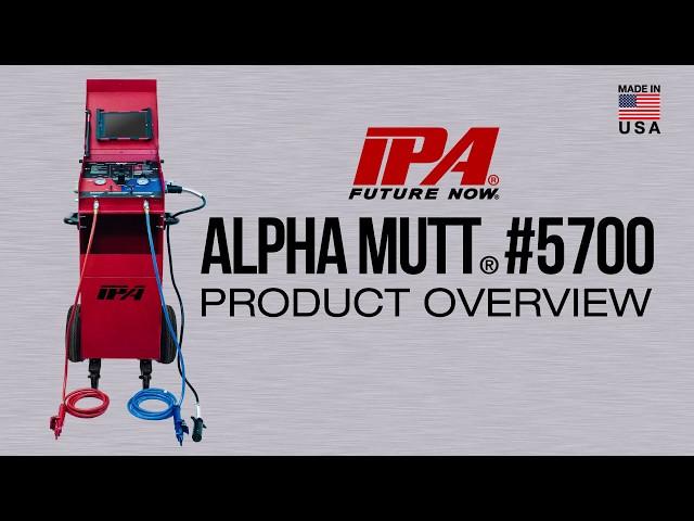 IPA Tools 5700 Alpha MUTT® Trailer Tester