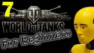 WoT for Beginners: A Tutorial Series Ep. 7/ Tank Destroyers