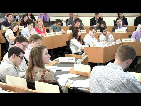 Chairman Bernanke's College Lecture Series: The Federal Reserve and the Financial Crisis, Part 1