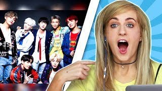 Irish People Watch BTS For The First Time
