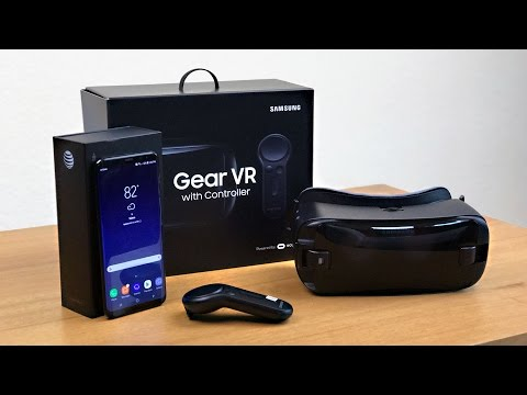Samsung Galaxy S8 and Gear VR Dual Unboxing!