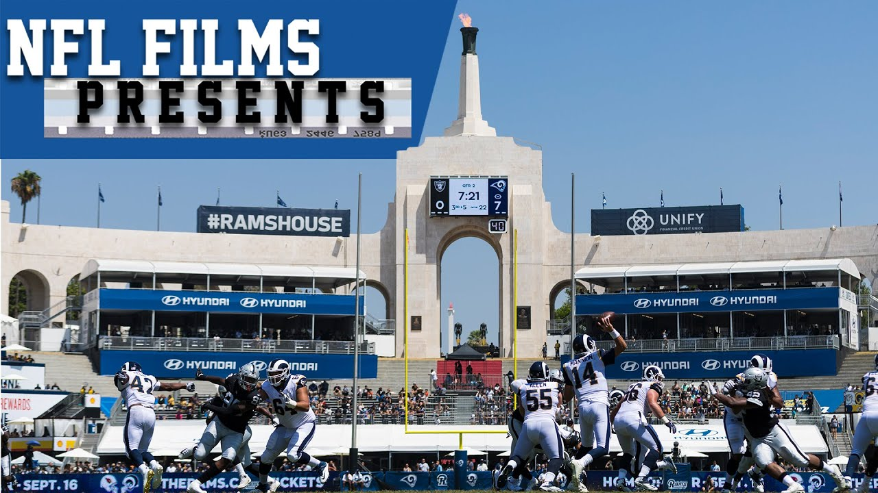 La Memorial Coliseum An Ode To The Greatest Stadium In The World Nfl Films Presents Youtube