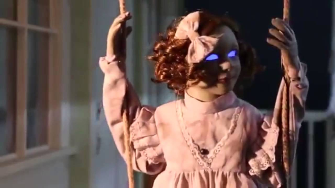 new 2016 spirit halloween props in action youtube - Halloween Props 2016