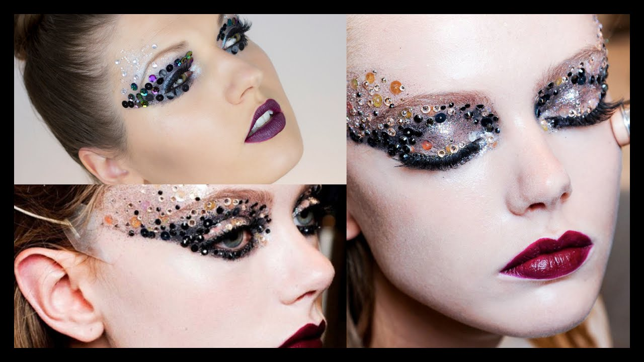 Dior High Fashion Makeup Pat Mcgrath Inspired Youtube