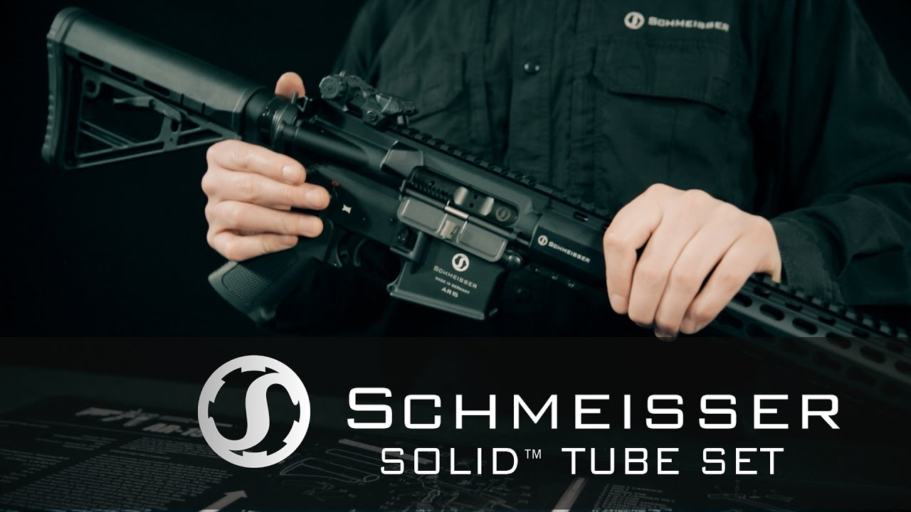 New Schmeisser Solid Tube Set - Youtube-8730