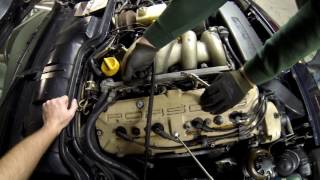 1987 porsche 944 s fuel injector install guide