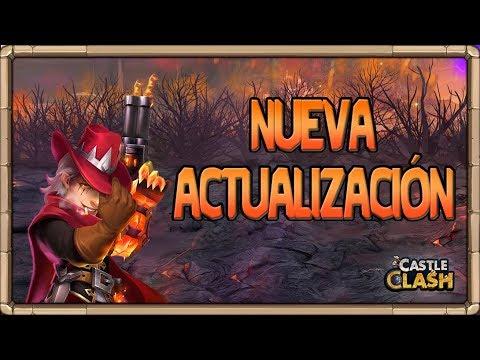NUEVA ACTUALIZACIÓN *MUY BESTIA* | Castle Clash