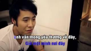 [Karaoke HD] CHỜ HOÀI GIẤC MƠ - AKIRA PHAN | Beat gốc |