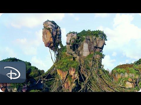 The Making of Pandora - The World of Avatar | Disney's Animal Kingdom