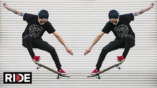 Basics of Switch Skateboarding with Spencer Nuzzi