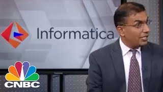 Informatica CEO: Delivering Data | Mad Money | CNBC