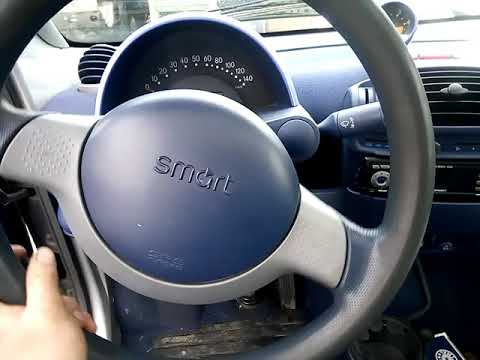 How To Remove Steering Wheel On Smart Car