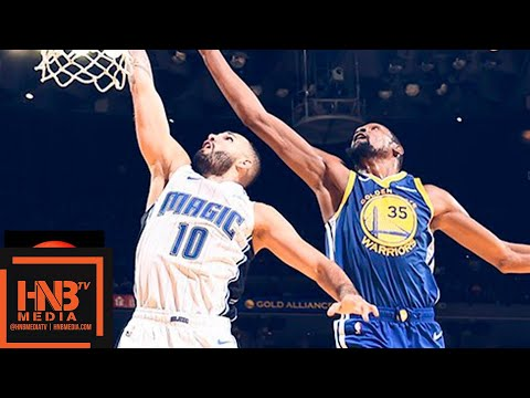 Golden State Warriors vs Orlando Magic Full Game Highlights | 11.26.2018, NBA Season