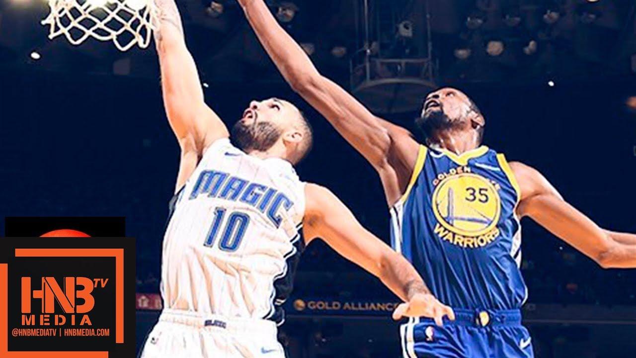 Download Golden State Warriors vs Orlando Magic Full Game Highlights | 11.26.2018, NBA Season