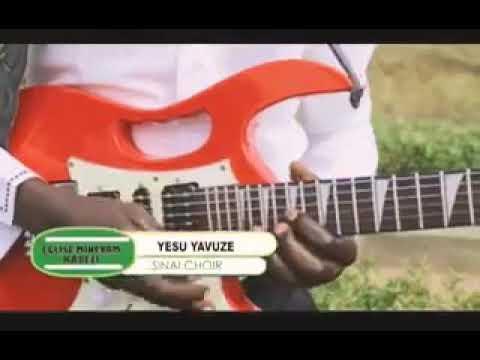 Yesu Yavuze By Sinai Choir Burundi Eusebu||Official Music Video||