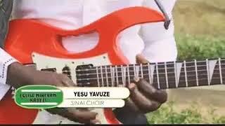 Yesu Yavuze By Sinai Choir Burundi Eusebu  Official Music Video  