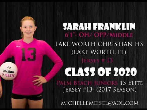 Palm Beach County School Calendar 2020-2016 Sarah Franklin (6'1