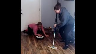 This is how you turn chores into an Olympic sport