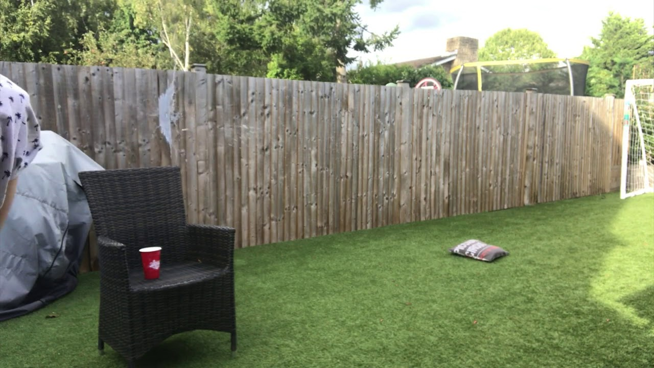 How To Paint A Fence White