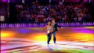 Алексей Воробьёв и Татьяна Навка. Первый танец на льду