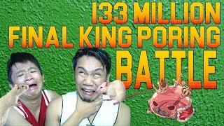 133 MILLION FINAL KING PORING BATTLE - RAGNAROK MOBILE