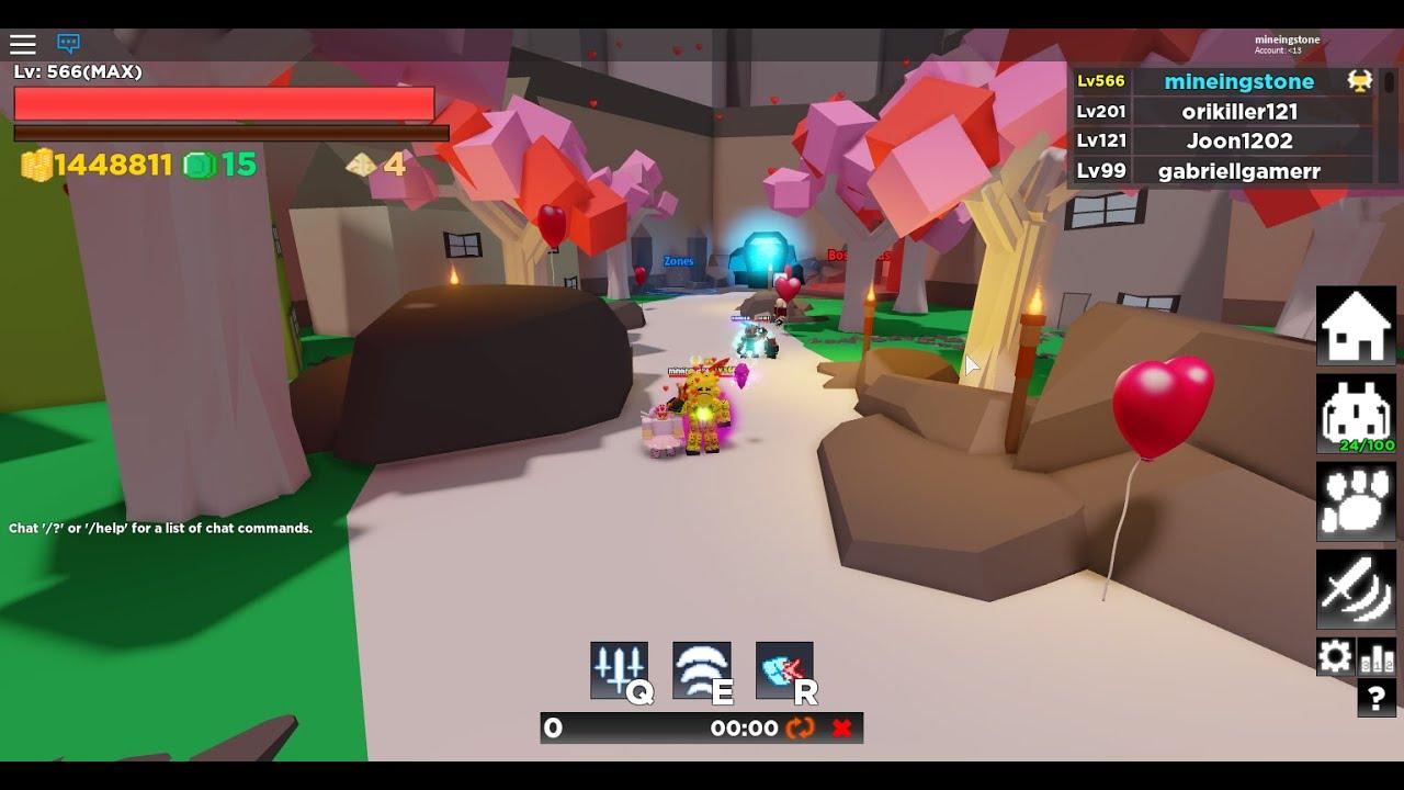 Roblox Rpg Simulator Event Youtube