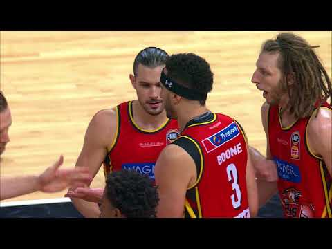Josh Boone 20172018 Melbourne United Highlights