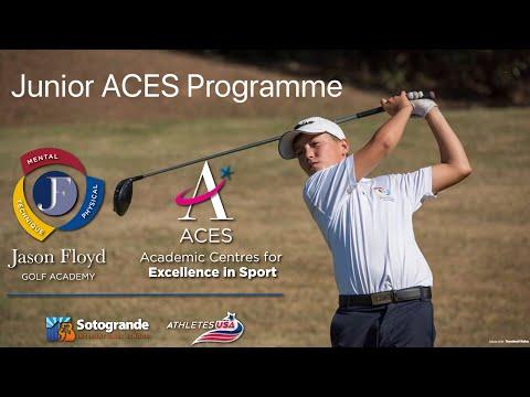 How to get Golf University Scholarships - Junior ACES Programme - JFGA - SIS - Athletes USA