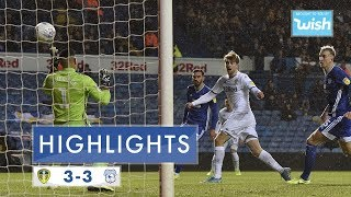 Highlights | Leeds United 3-3 Cardiff City | 2019/20 EFL Championship