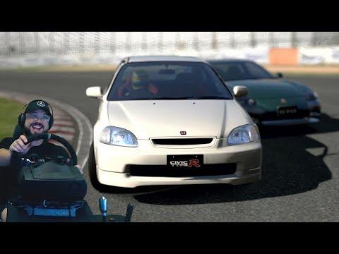 Время VTEC! Чемпионат крутых японок в Gran Turismo 5 thumbnail
