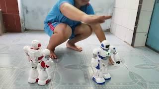 Trò Chơi Người Máy Thông Minh ❤ ChiChi ToysReview TV ❤ Đồ Chơi Trẻ Em Baby Doli