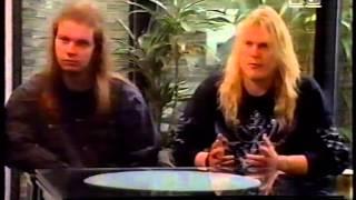 MTV-Report on the German (Thrash/Death) Scene ca. 1992