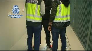La Policía detiene al presunto autor del apuñalamiento de un aficionado del Atlético de Madrid
