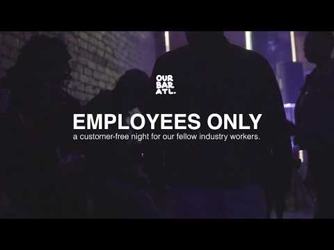 Employees Only: Closing Out 2019 at Our Bar ATL