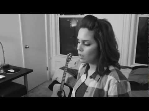 Franka - Dancing On My Own (Robyn Acustic Cover) 2012.