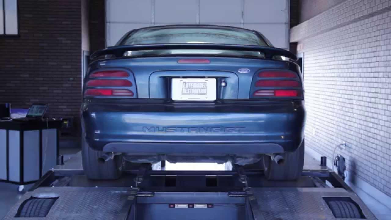 1994 ford mustang gt dyno 5 0l latemodelrestoration com [ 1280 x 720 Pixel ]