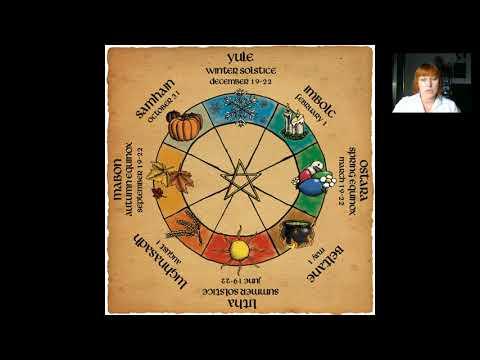 Лита- праздник Колеса Года. Летнее Солнцестояние.
