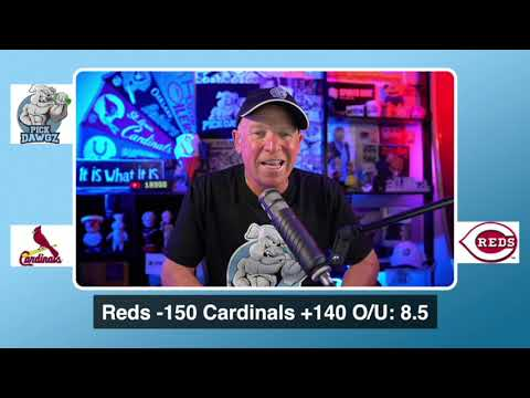 Cincinnati Reds vs St. Louis Cardinals Free Pick 9/1/20 MLB Pick and Prediction MLB Tips