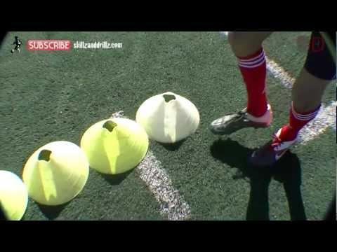 SAQ Soccer Drillz (Part 1)