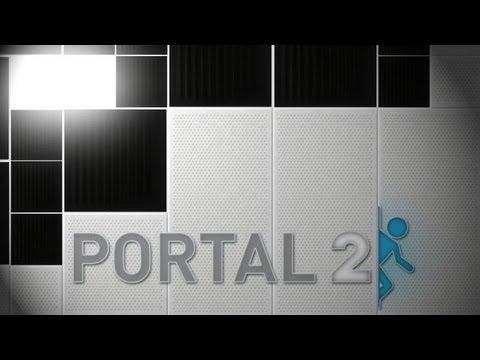 [Portal 2 Custom Maps] Laser Map 4 TTC Edition: BLINDRUN