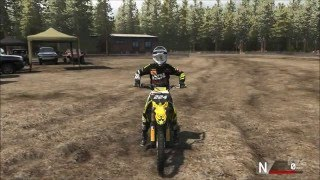 Suzuki RM-Z250 - MXGP 2 - The Official Motocross Videogame - Test Ride Gameplay (PC HD) [1080p60FPS]