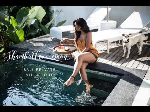 Bali Private Villa Tour | Shamballa Moon