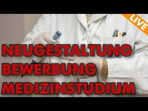 neugestaltung bewerbung medizinstudium nach urteil des bundesverfassungsgerichts - Medizinstudium Bewerbung