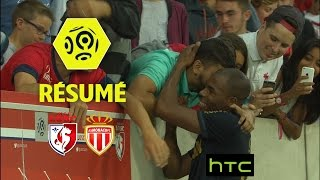 Video LOSC - AS Monaco (1-4)  - Résumé - (LOSC - ASM) / 2016-17 download MP3, 3GP, MP4, WEBM, AVI, FLV Oktober 2017