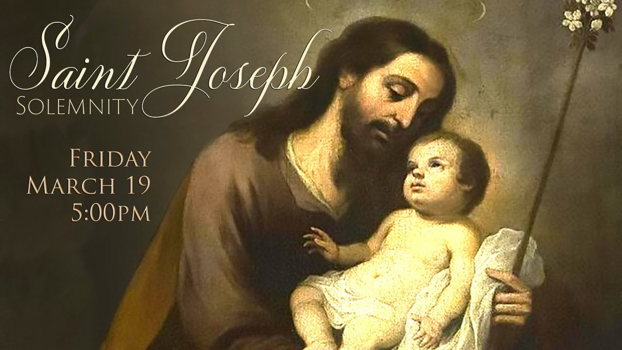 Saint Joseph, the Patron Saint of the Church