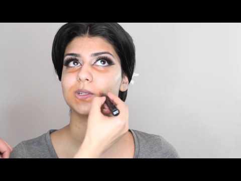 Indian/Bollywood/Arabic Bridal Makeup