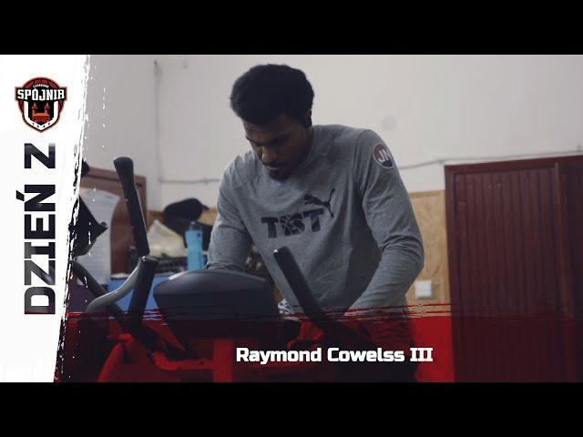 Dzień treningowy z Raymondem Cowelsem III