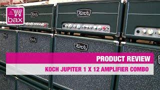 Musikmesse 2015 - Koch Jupiter 1 x 12  Amplifier Combo