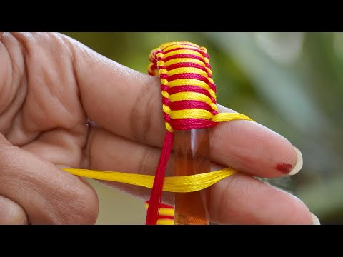 Latest Silk Thread Bangles | How To Make Silk Thread Bangles At Home | Handmade Bangles